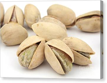 Pistachios Canvas Print by Blink Images