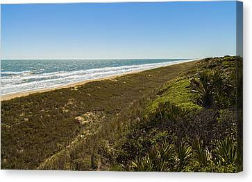 Ponte Vedra Beach Canvas Print by Raul Rodriguez