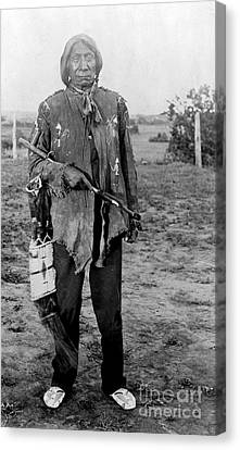 Red Cloud, Oglala Lakota Indian Chief Canvas Print by Science Source