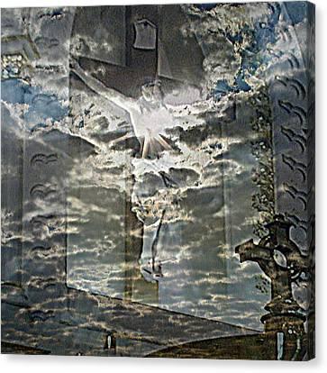 Saint Lucas Canvas Print