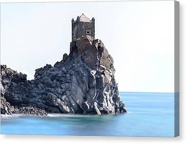 Santa Tecla - Sicily Canvas Print