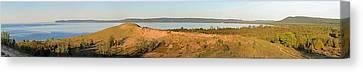 National Lakeshore Canvas Print - Sleeping Bear Dunes Panorama by Twenty Two North Photography