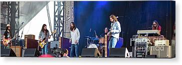 The Black Crowes Canvas Print