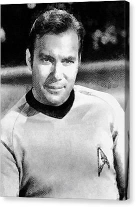 Vintage Trek Canvas Print by John Springfield