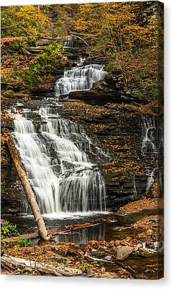 Ricketts Glen State Park Pennsylvania Canvas Print