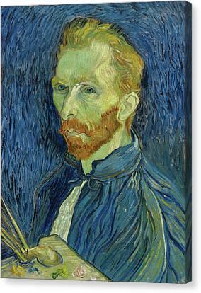 Vincent Van Gogh Self Portrait 1888 01 Wall Art Poster Print