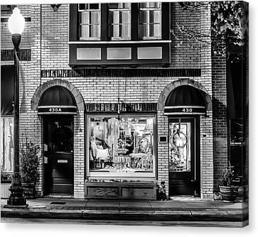 Franklin, Tennessee - 430 Main Street Canvas Print