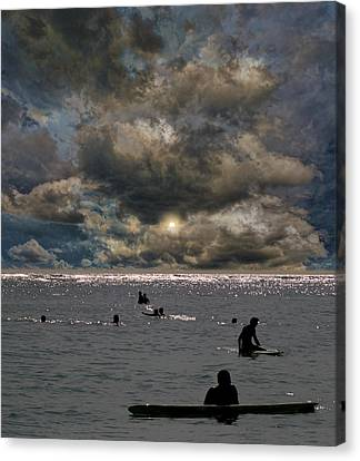 Canvas Print featuring the photograph 4367 by Peter Holme III
