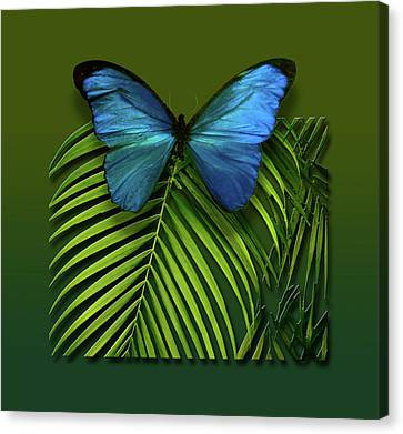 Canvas Print featuring the photograph 4426 by Peter Holme III