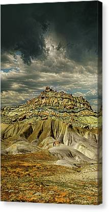 Canvas Print featuring the photograph 4453 by Peter Holme III