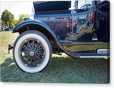 1924 Buick Duchess Antique Vintage Photograph Fine Art Prints 115 Canvas Print by M K  Miller