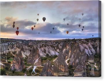 Cappadocia - Turkey Canvas Print