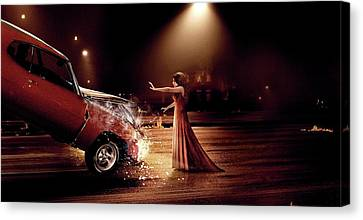 Carrie 2013 Canvas Print