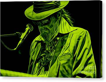 Dr. John Collection Canvas Print