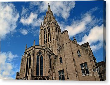 East Liberty Presbyterian Church Canvas Print by Ben Schumin