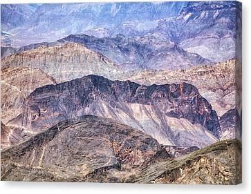 Jebel Shams - Oman Canvas Print by Joana Kruse
