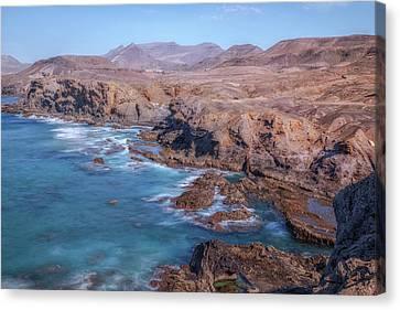 La Pared - Fuerteventura Canvas Print