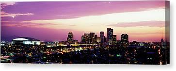 Phoenix Az Canvas Print by Panoramic Images
