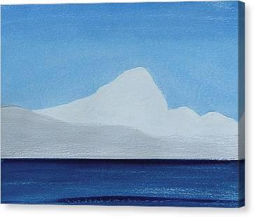 Pompano Beach Canvas Print by Dick Sauer