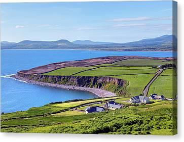 Europa Canvas Print - Ring Of Kerry - Ireland by Joana Kruse