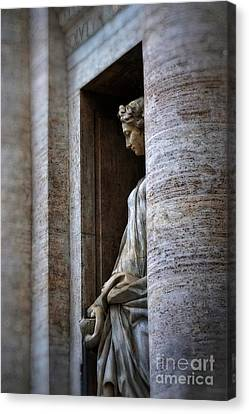 Rome Canvas Print by HD Connelly