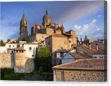 Salamanca Canvas Print by Andre Goncalves