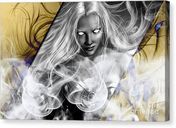 Storm Collection Canvas Print