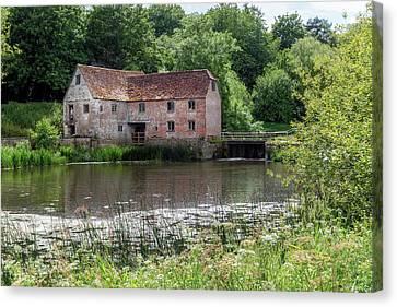 Sturminster Newton Mill - England Canvas Print