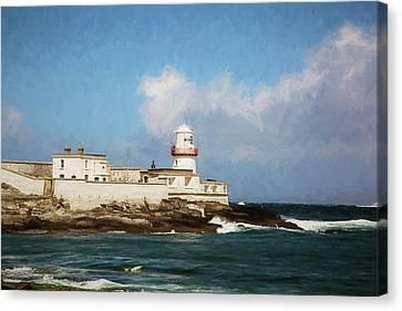 Valentia Island Lighthouse Canvas Print