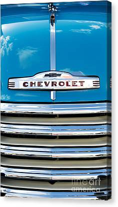 51 Chevrolet Thriftmaster Canvas Print by Tim Gainey