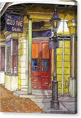 52 Canvas Print by John Boles