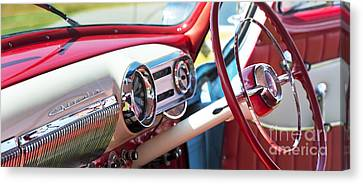 53 Bel Air Canvas Print by Tim Gainey