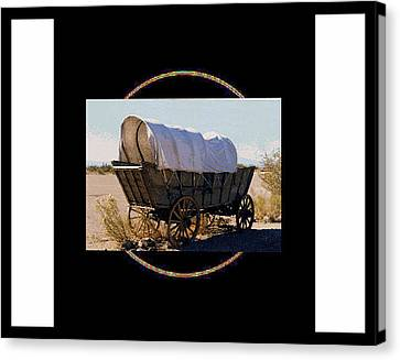 Digital Artistry Canvas Print by Stephen Proper Gredler