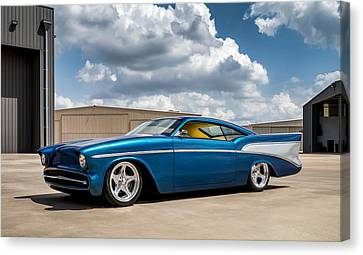 '57 Chevy Custom Canvas Print