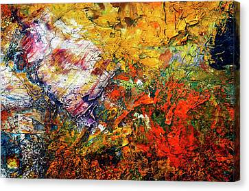 Abstract Canvas Print by Michal Boubin