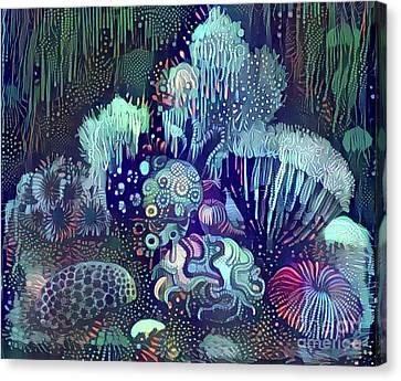 Beautiful Undersea Coral Canvas Print