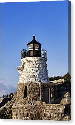 Castle Hill Lighthouse Canvas Print by John Greim