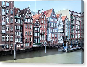 Hamburg - Germany Canvas Print