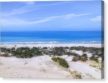 Patara Beach - Turkey Canvas Print by Joana Kruse