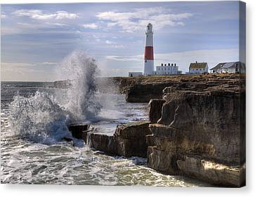 Portland Bill - England Canvas Print by Joana Kruse