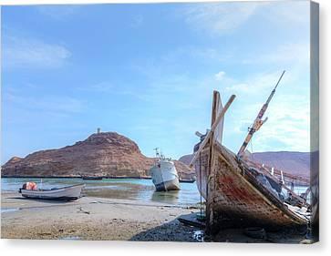 Sur - Oman Canvas Print by Joana Kruse