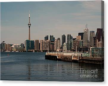 Toronto Skyline Canvas Print by Blink Images