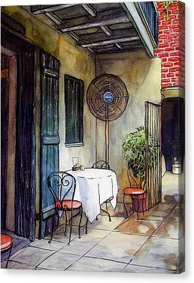 61 Canvas Print by John Boles