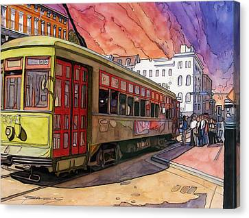 65 Canvas Print by John Boles