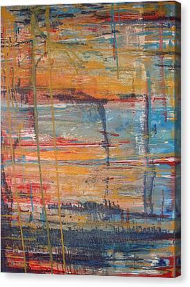 7-4-miami Canvas Print by Jared  Kocak