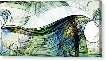 Abstract - Shreem Canvas Print
