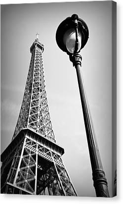 Eiffel Tower Canvas Print by Chevy Fleet