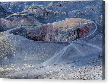Sicily Canvas Print - Etna - Sicily by Joana Kruse