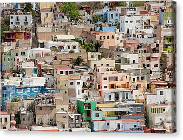 Guanajuato, Mexico. Canvas Print by Rob Huntley