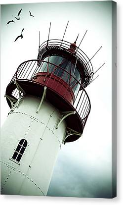 Lighthouse Canvas Print by Joana Kruse